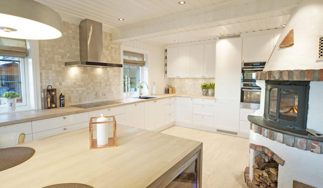 Møbel linoleum kjøkken