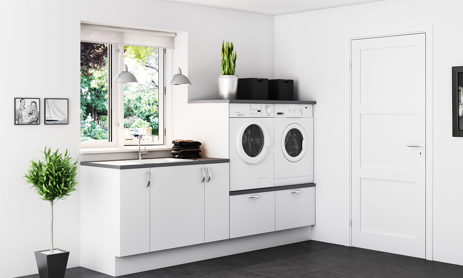 roma vaskerom nordsj kj kken. Black Bedroom Furniture Sets. Home Design Ideas