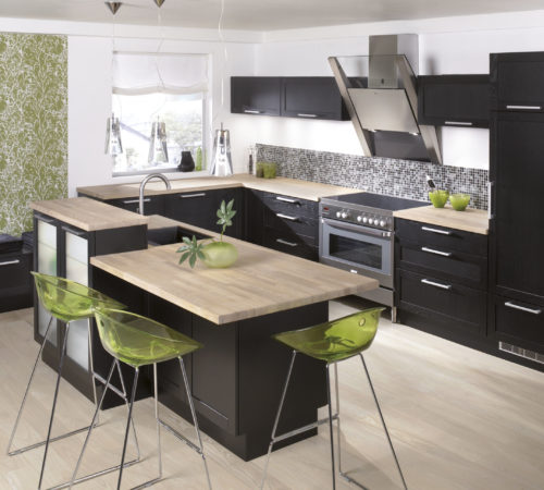 Moderne kjøkken – Nordsjøkjøkken
