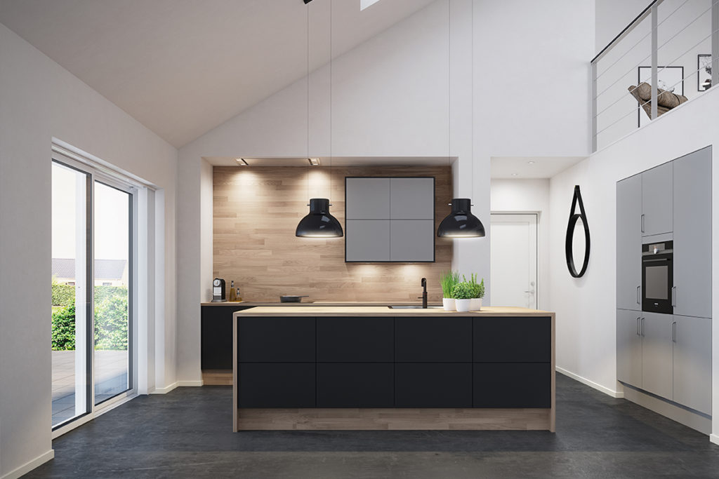 nordsjo-kjokken-new-york-graphite-stålgrå-